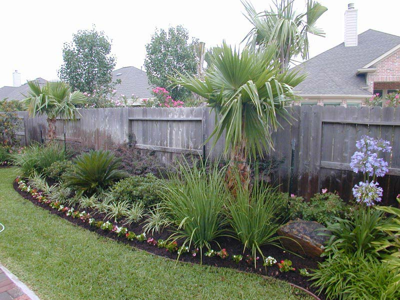 Backyard landscaping ideas what are the different types for Different garden designs