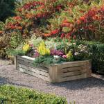 Flower-Beds-Against-House