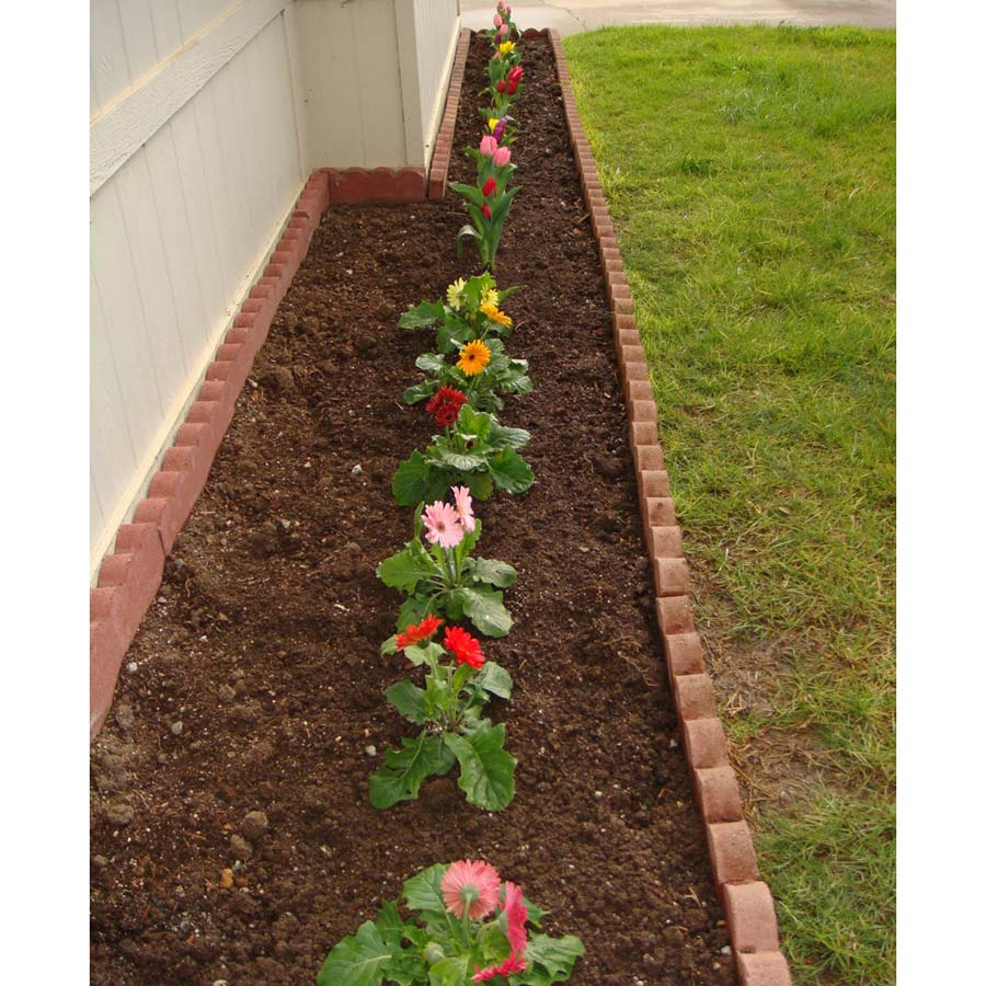 Flower Beds Around House Foundation