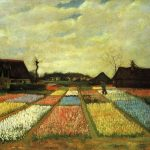 Flower-Beds-In-Holland-Van-Gogh