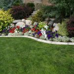 Flower-Beds-With-Rocks