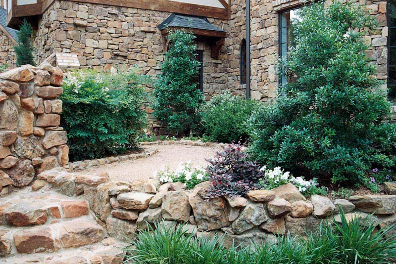 Landscaping dallas things to consider for a great layout for Garden design landscaping dallas tx