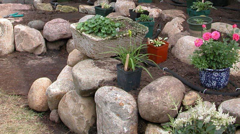 Garden Stones Lowes Interior Design