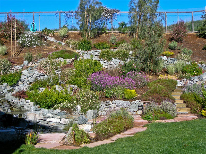 Hillside-Landscaping-Plans