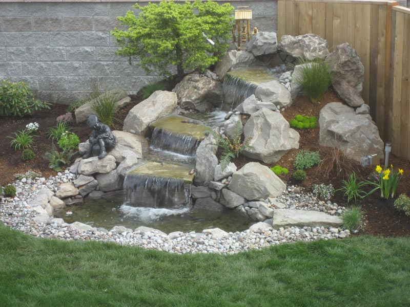 garden design with how to landscape your yard with mulch landscape design with home landscape design - Mulch Designs