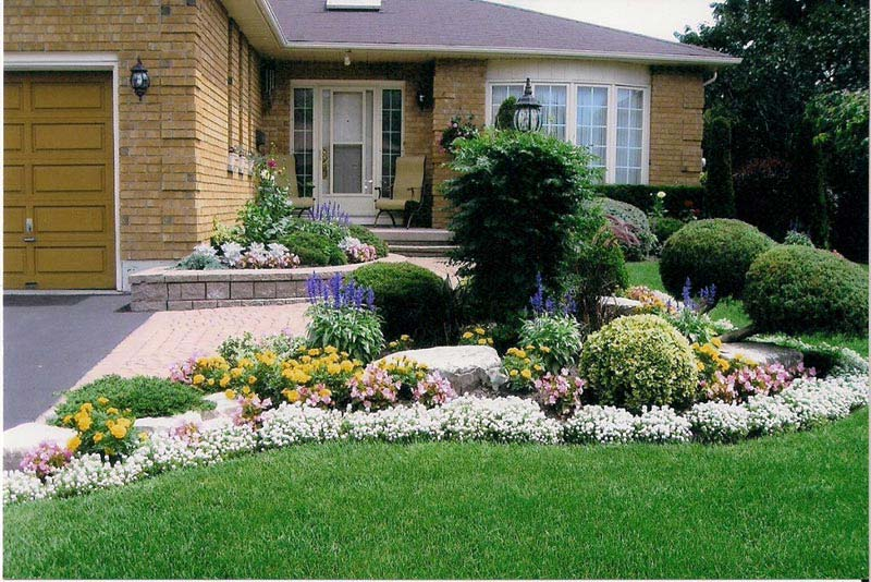 Dallas Curb Landscaping Ideas: Curb Appeal Landscaping Aiken Sc