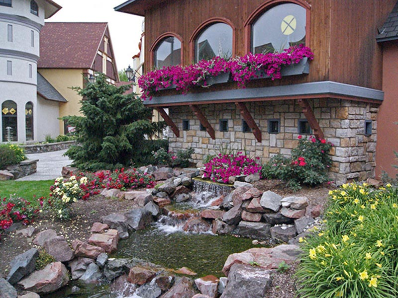 Inexpensive landscaping ideas for the outstanding results for Front yard ideas cheap
