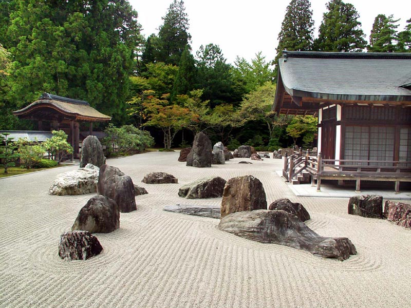 Japanese-Rock-Garden-Design