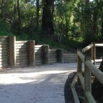 Koppers-Log-Retaining-Wall-Design