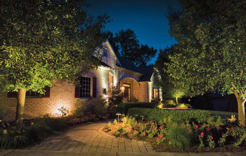 Perfect and popular landscape lighting ideas for for Landscape design guide