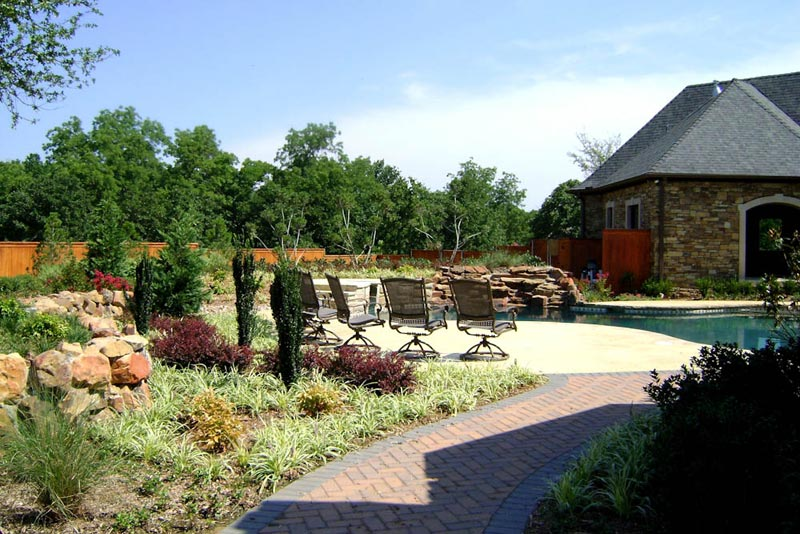 Landscaping-Dallas-Willard