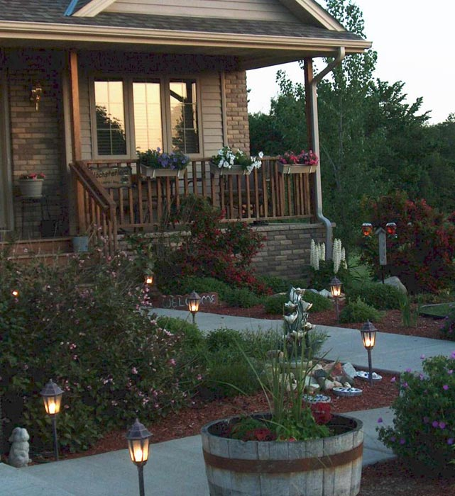 Front House Landscape Design Ideas: Landscape Design