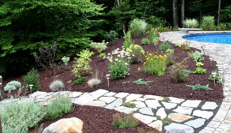 Landscaping with rocks is stylish and profitable for Landscaping rocks bakersfield ca