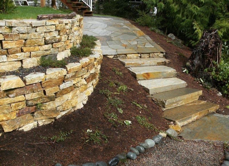 Landscaping Rocks Lowes Landscape Design