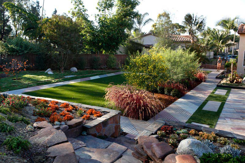 Low-Maintenance-Yard-Landscaping