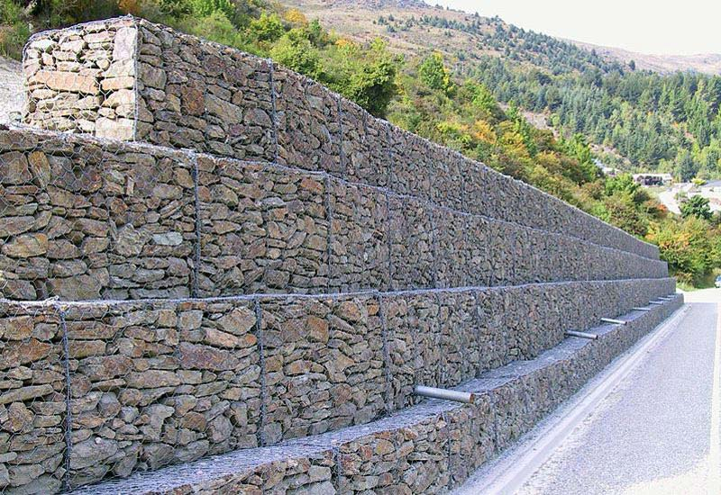Rubble-Retaining-Wall-Design