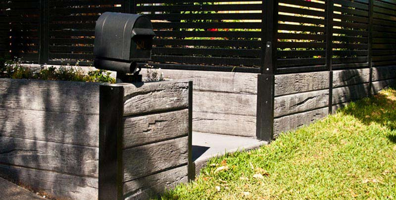 Steel-I-Beam-Retaining-Wall-Design