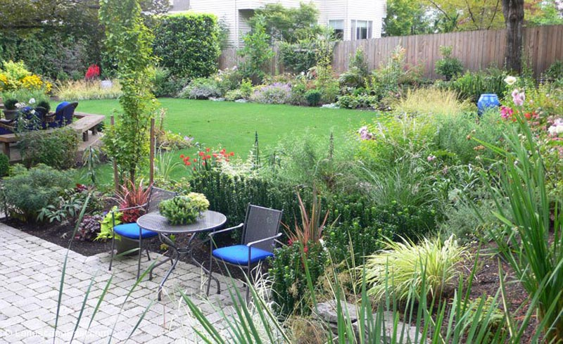 Sustainable landscape design quogue landscape design for Sustainable landscape design