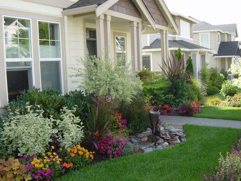 Landscaping-A-Front-Yard