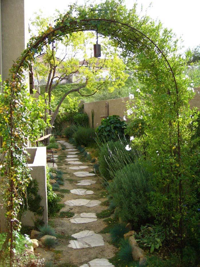 Narrow Side Yard Landscaping Ideas