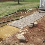 Paver-Stone-Walkway-Installation