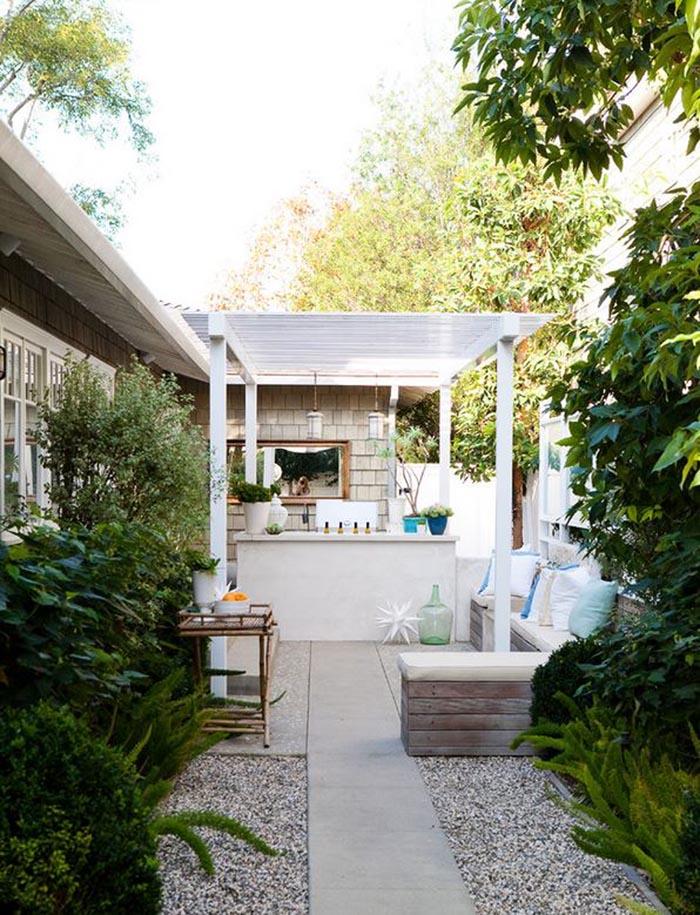Side Yard Design Ideas