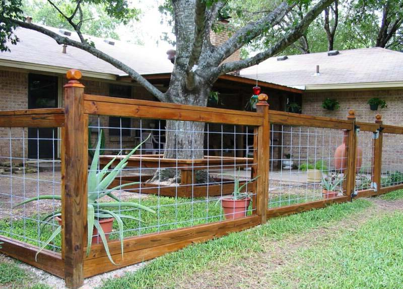 How to make an apply unique side yard landscaping ideas for Yard fence ideas