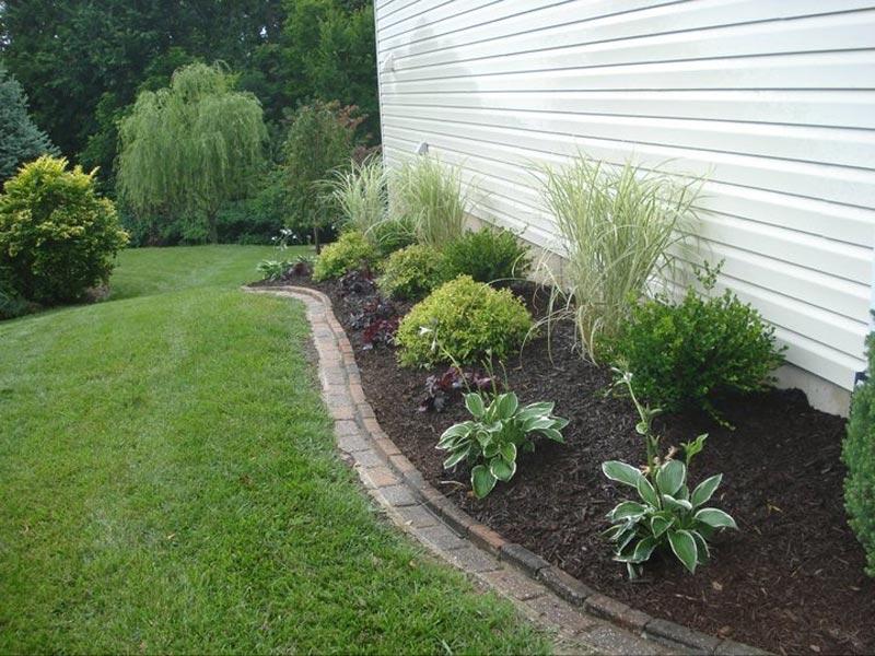 how to make an apply unique side yard landscaping ideas landscape design. Black Bedroom Furniture Sets. Home Design Ideas