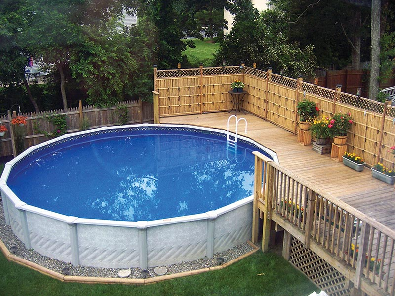 Garden Design With Pool Design Swimming Pool Design Ideas