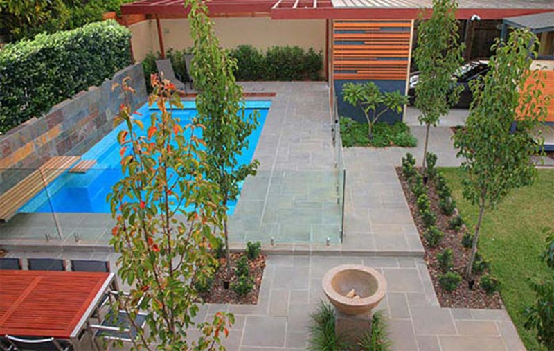 Swimming Pool Landscape Design Ideas Landscape Design