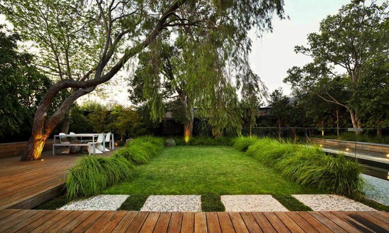 Mulch-Garden