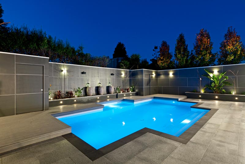 Swimming Pool Landscaping Ideas Australia Landscape Design