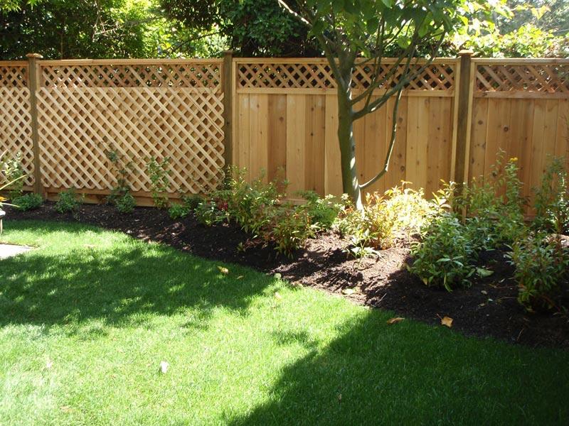 Garden-Fence-Gate-Ideas | Landscape Design
