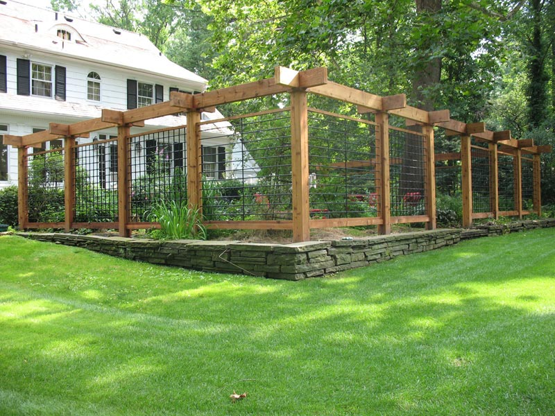 Garden-Fence-Ideas-To-Keep-Deer-Out