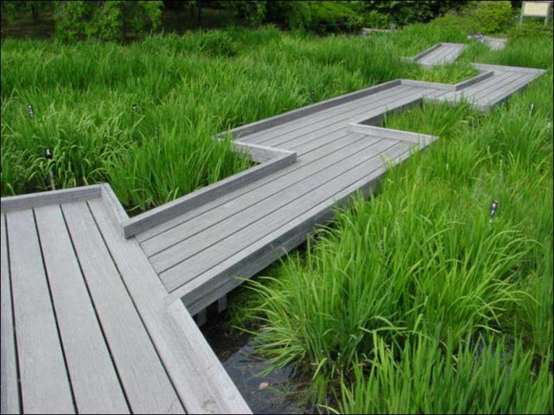 Wooden-Walkway-Designs