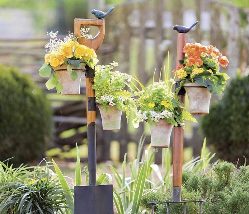how-to-make-decorative-garden-stakes