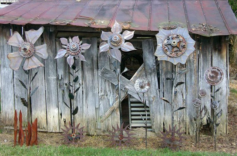 metal-lawn-ornaments-designs