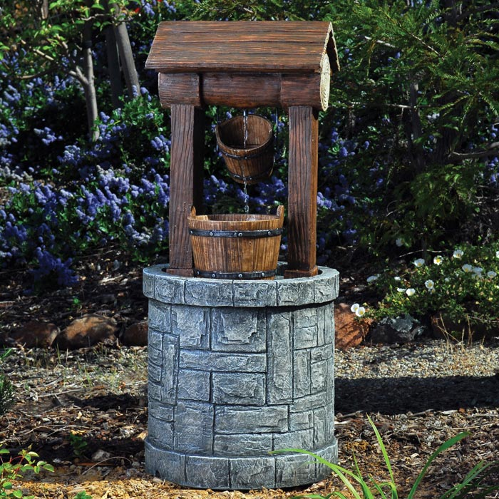 wishing-well-water-fountain