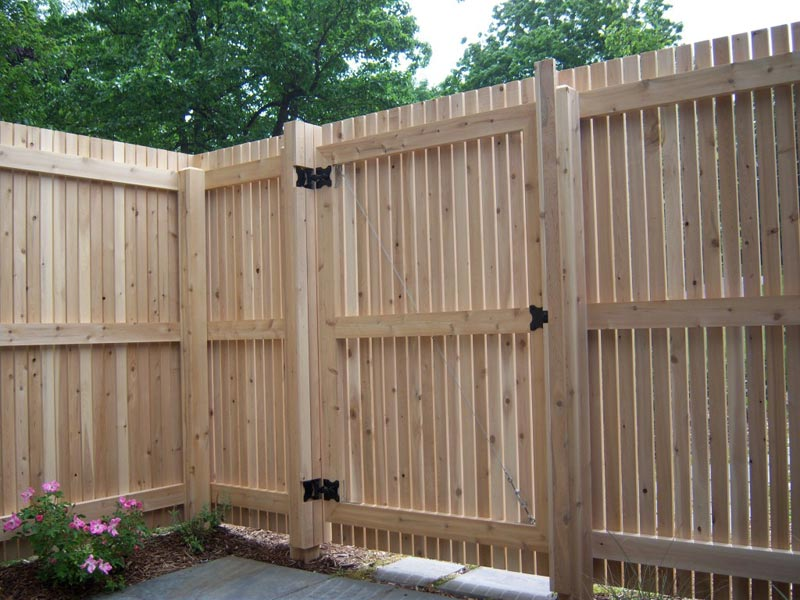 Garden-Fence-Woodworking-Plans