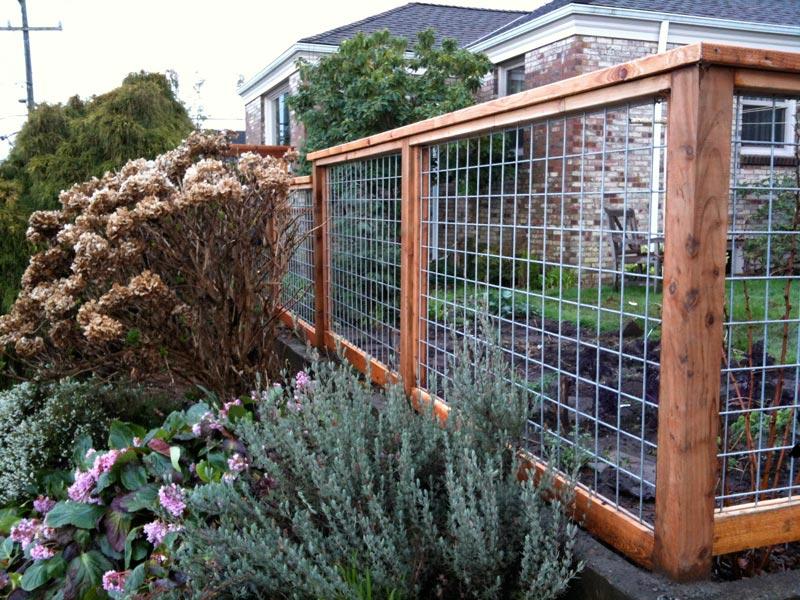 Garden-Wire-Fence-Designs