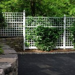 Lattice-Garden-Fence-Designs