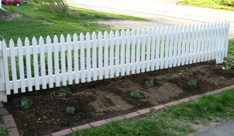 Short-Garden-Fence-Designs