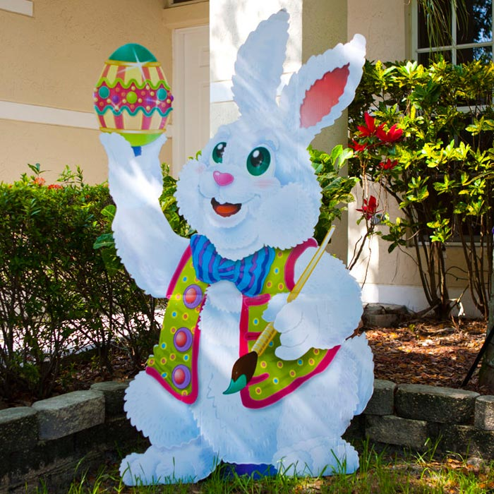 large-outdoor-easter-decorations