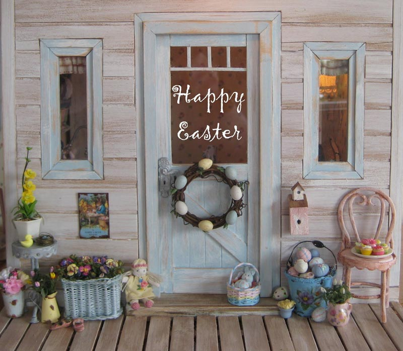 Outdoor Easter Decorations Will Turn Your Easter Into Real Fest Landscape Design