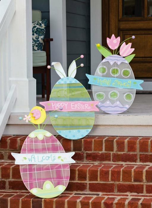 outdoor-easter-decorations