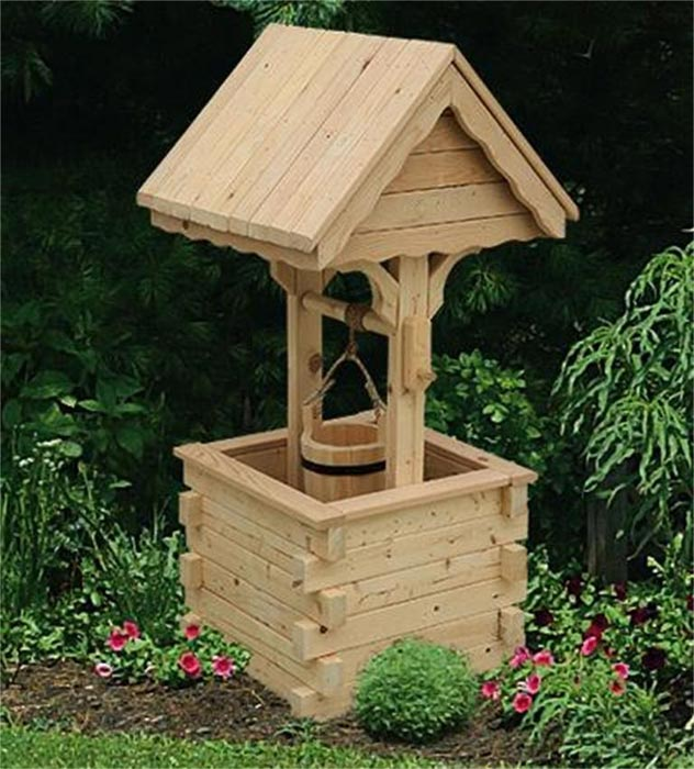 wooden-wishing-well-for-garden