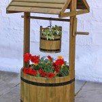 wooden-wishing-well-kits