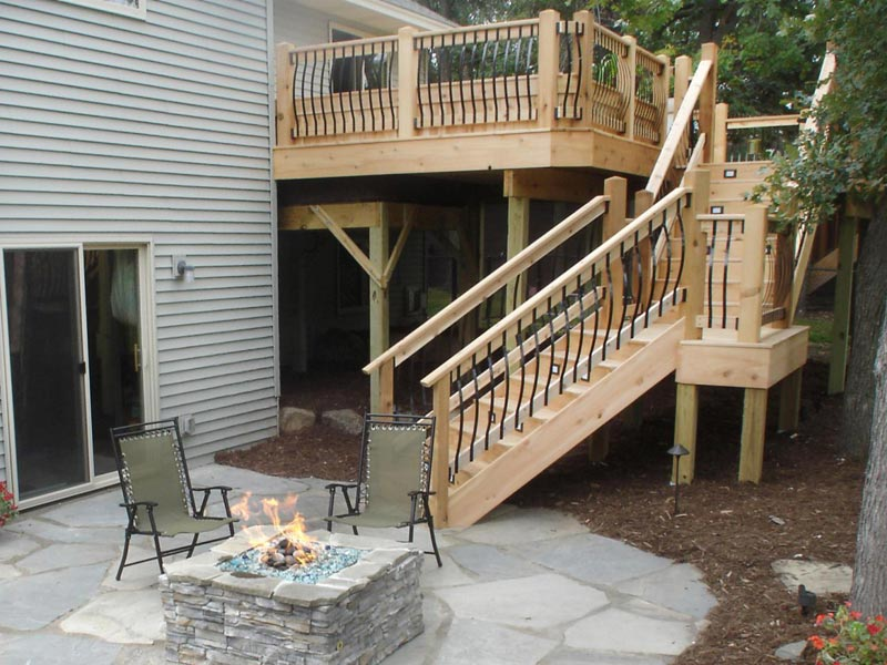 building-deck-stairs-video