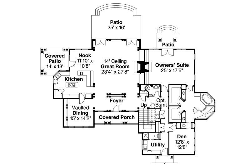 cabin-style-homes-plans