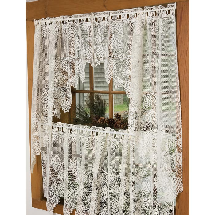 cabin-lace-curtains